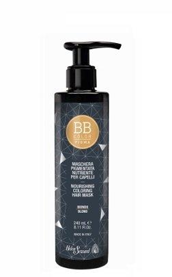 BB Pigma barojoša tonējošā matu maska 240ml Blonda 103