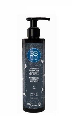 BB Pigma barojoša tonējošā matu maska 240ml Zils 088