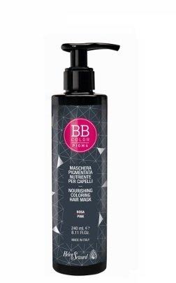 BB Pigma barojoša tonējošā matu maska 240ml Rozā 057