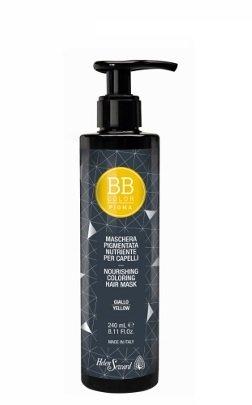 BB Pigma barojoša tonējošā matu maska 240ml Dzeltens 033