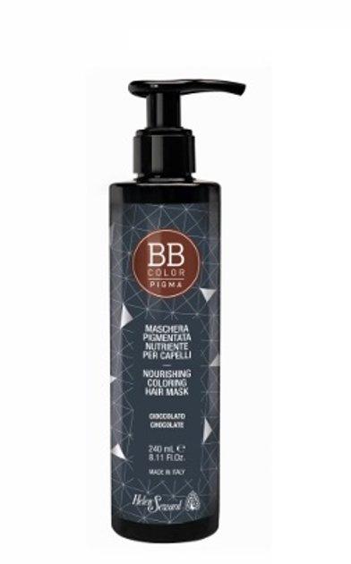 BB Pigma barojoša tonējošā matu maska 240ml Brūns 663