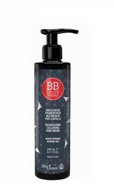 BB Pigma barojoša tonējošā matu maska 240ml Sarkans 055